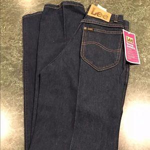Vintage Lee Riders Straight Leg Denim Jeans NEW